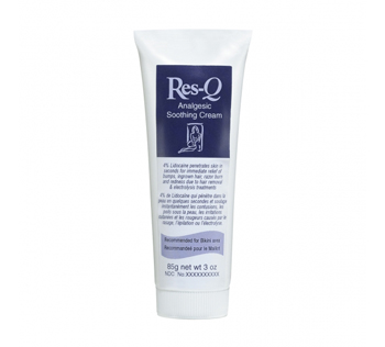 Satin Smooth Res-Q Analgesic N