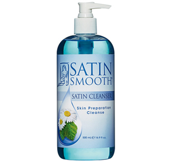 SATIN CLEANSER® SKIN PREPARATI